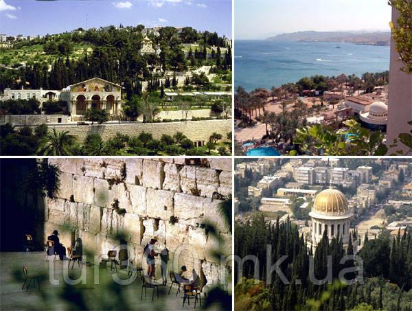 Тур Рождество в Израиле