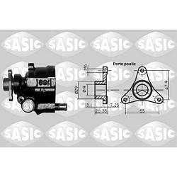 Насос гідропідсилювача (з трикутним шківом) на Renault Trafic 2006-> 2.0 dCi / 2,5 dCi — Sasic - SAS7074001