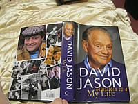 DAVID JASON на английском языке книга ИЗ БРИТАНИИ