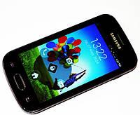 "Смартфон Samsung Galaxy S Duos S7562 копия 2 сим Android 4"" экран"