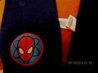 шарф детский на мальчика спайдермен человек паук как НОВЫЙ Spider-Man