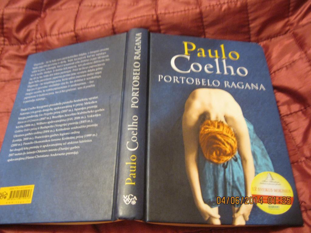 PAULO COELHO на иностранном языке книга Коэльо
