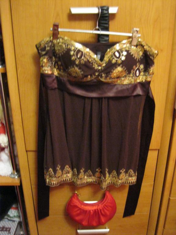 майка топ блуза ошатна 16 L 50 блузка