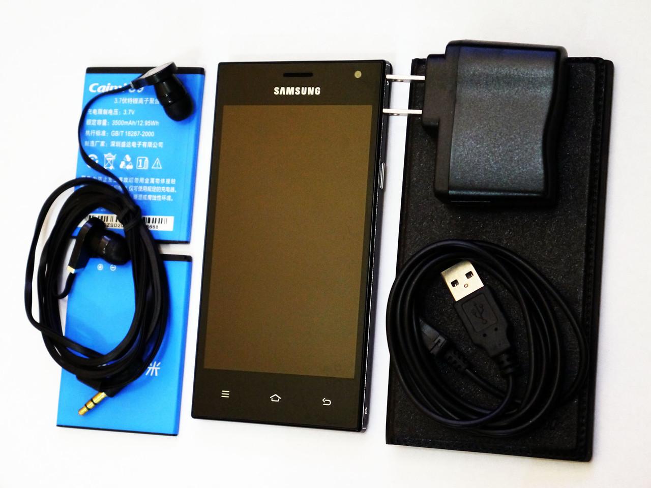 Смартфон Samsung S9 Черный с экраном 5 дюймов на 8 ядер, фото 1