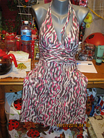 Сарафан платье легкий женский цветной 48 M 14