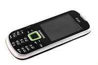 Кнопочный мобильный телефон Samsung E2158 копия 2 сим FM Bluetooth