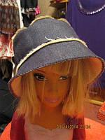 Панама шапка шляпа теплая мех на  2-4 года детская фирма GAP
