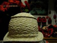 Шляпа шапка бежевая панама 57-58 KANGOL КАНГОЛ