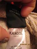 Шляпа шапка бежевая панама 57-58 KANGOL КАНГОЛ, фото 4