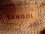 Шляпа шапка бежевая панама 57-58 KANGOL КАНГОЛ, фото 5