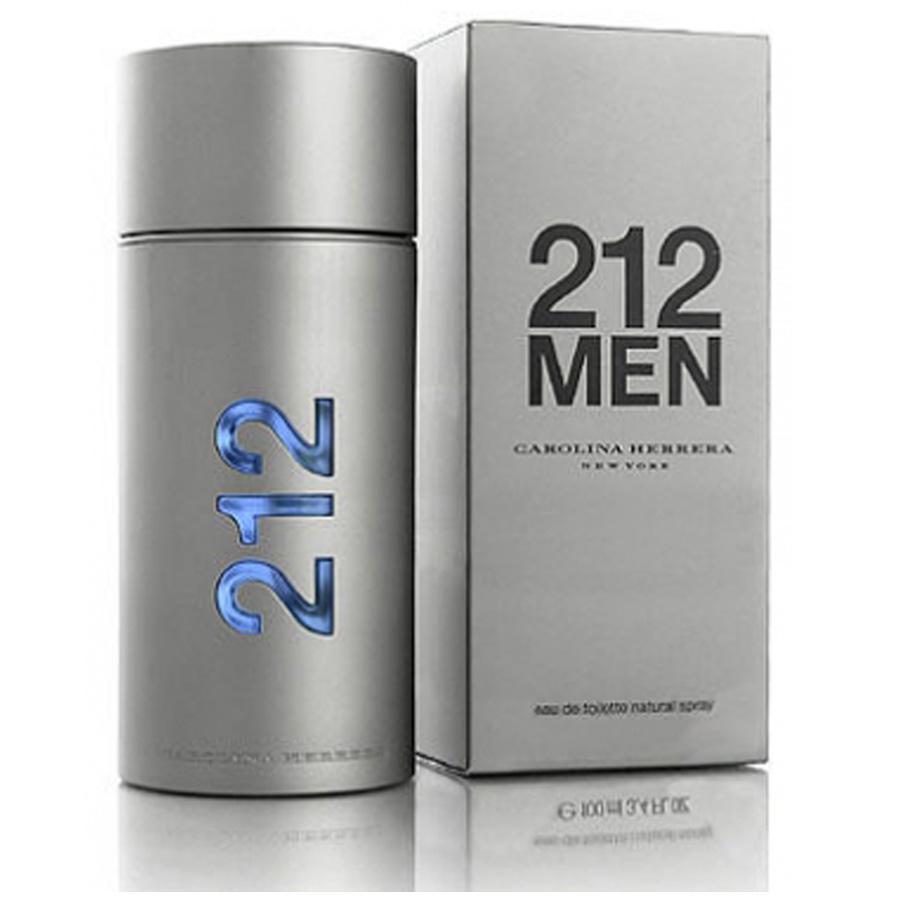 Мужская туалетная вода Carolina Herrera 212 Men (Каролина Херрера 212 Мэн) 100 мл