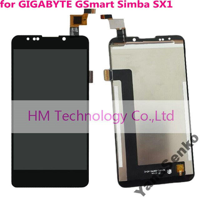 LCD Gigabyte GSmart Simba SX1 with touch screen