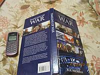 Книга о войне NICHOLLS альбом TAMELANE of WAR  на английском языке из Британии
