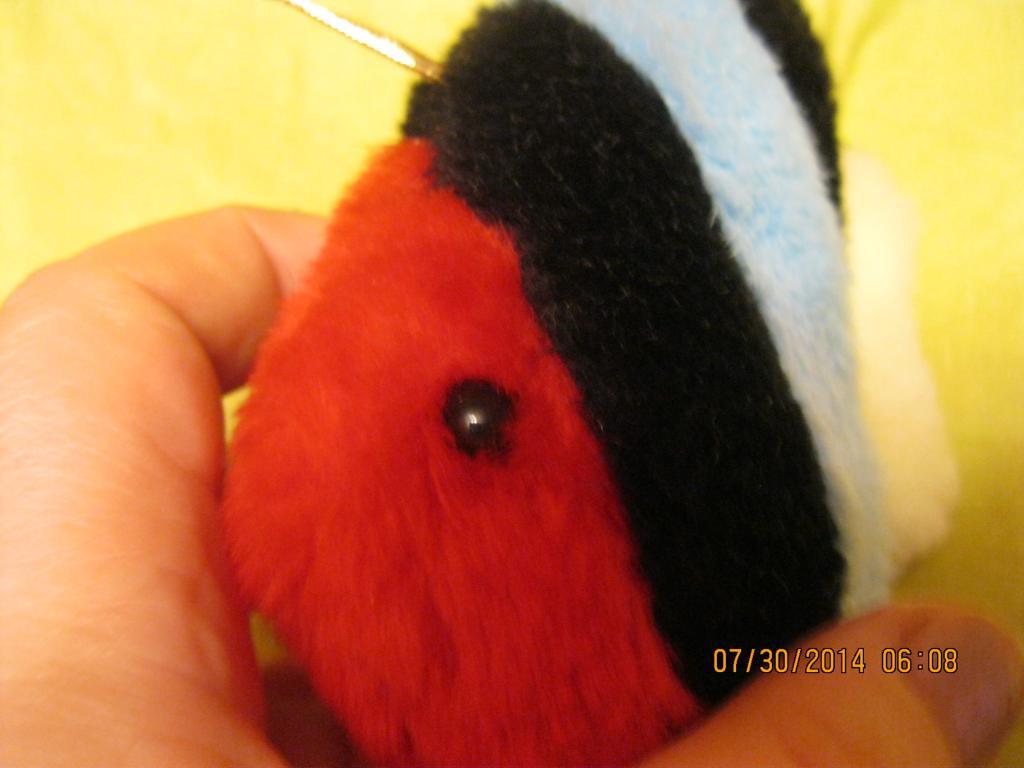 Іграшка м'яка Морська рибка риба б у