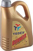TEDEX масло моторное SAE 10W-40 RUNNER MOTOR OIL API SL/CF - (4 л)