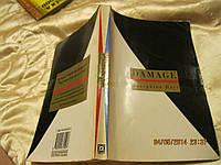 Книга  на английском языке  ИЗ БРИТАНИИ DAMAGE
