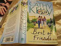 Книга BEST OF FRIENDS на английском языке РОМАН