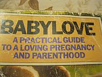 На английском языке книга BABYLOVE английский язык