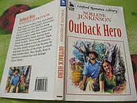 Книга роман английский язык JENKINSON Outback Hero