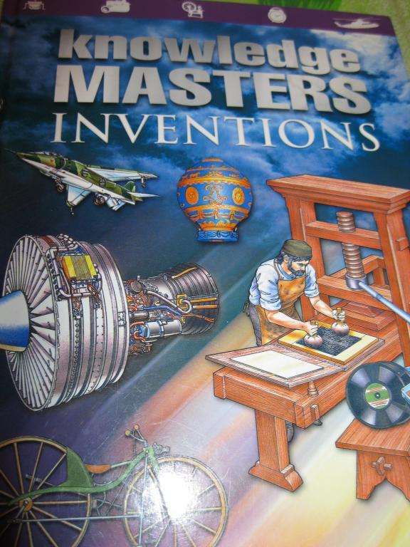 Книга.изобретения.на английском.английский язык