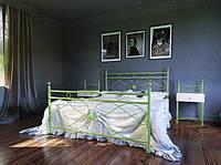 Металлическая кровать двуспальная Vicenza (Виченца) Bella Letto 1600х1900/2000 мм