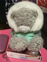 TEDDY тедди теддик коллекционный чукча мишка медведь игрушка мягкая