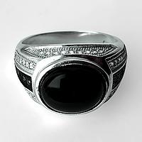 Шпинель, серебро 925, кольцо