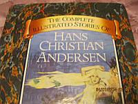Hans Christian Andersen Ганс Христиан Андерсен на английском языке книга СКАЗКИ