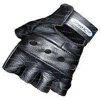 Мотоперчатки кожаные Atrox HF Glove Black, M