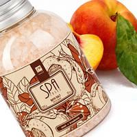 Соль для ванны Spa Senses персик