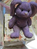 Сувенир кролик СТАТУЭТКА заяц фигурка ХОББИ фирма