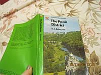 Книга на английском языке книга THE PEAK DISTRICT  ENGLISH