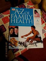 На английском книга АЛЬБОМ FAMILY HEALTH A-Z шик!