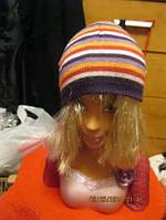 Детская девочке шапочка шапка на 6-12 месяцев