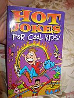 Книга на английском языке  шутки из англии HOT JOKES
