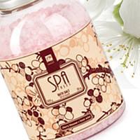 Соль для ванны Spa Senses цвет вишни