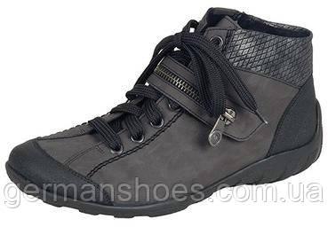 Ботинки женские Rieker L6542-01