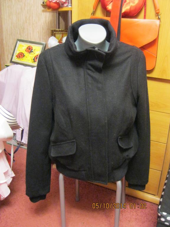 Куртка пальто плащ  50 L 16 NEW LOOK