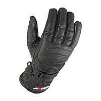 Мотоперчатки кожаные Atrox NF-3960 Black, M