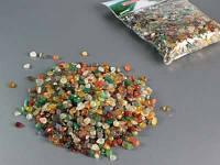 Натуральный камень крошка (Микс) (10гр.) (товар при заказе от 200 грн)