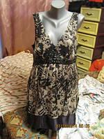 Туника блуза женская 52 18 XL как новая расшитая в размере