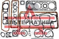Набор для ремонта двигателя Д-65  (Прокладки+РТИ)