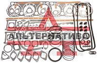 Набор для ремонта двигателя ЯМЗ-236 (Прокладки + РТИ)