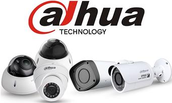IP видеокамеры DAHUA