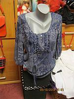 TU туника блуза блузка 10 44 S легкая