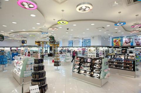 Магазины косметики и парфюмерии
