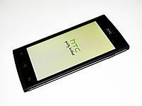 """Смартфон HTC Flex V9 (2SIM),4,5"""" Android чёрный, фото 1"""
