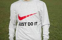 Свитшот мужской Nike Just do it