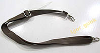 Ремень для сумки светло коричневый
