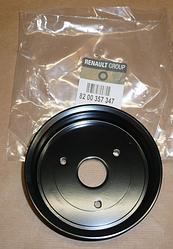 Шків насоса гідропідсилювача (7PK) на Renault Trafic II 2001->2014 2.0 dCi — Renault (Оригінал) - 8200357347